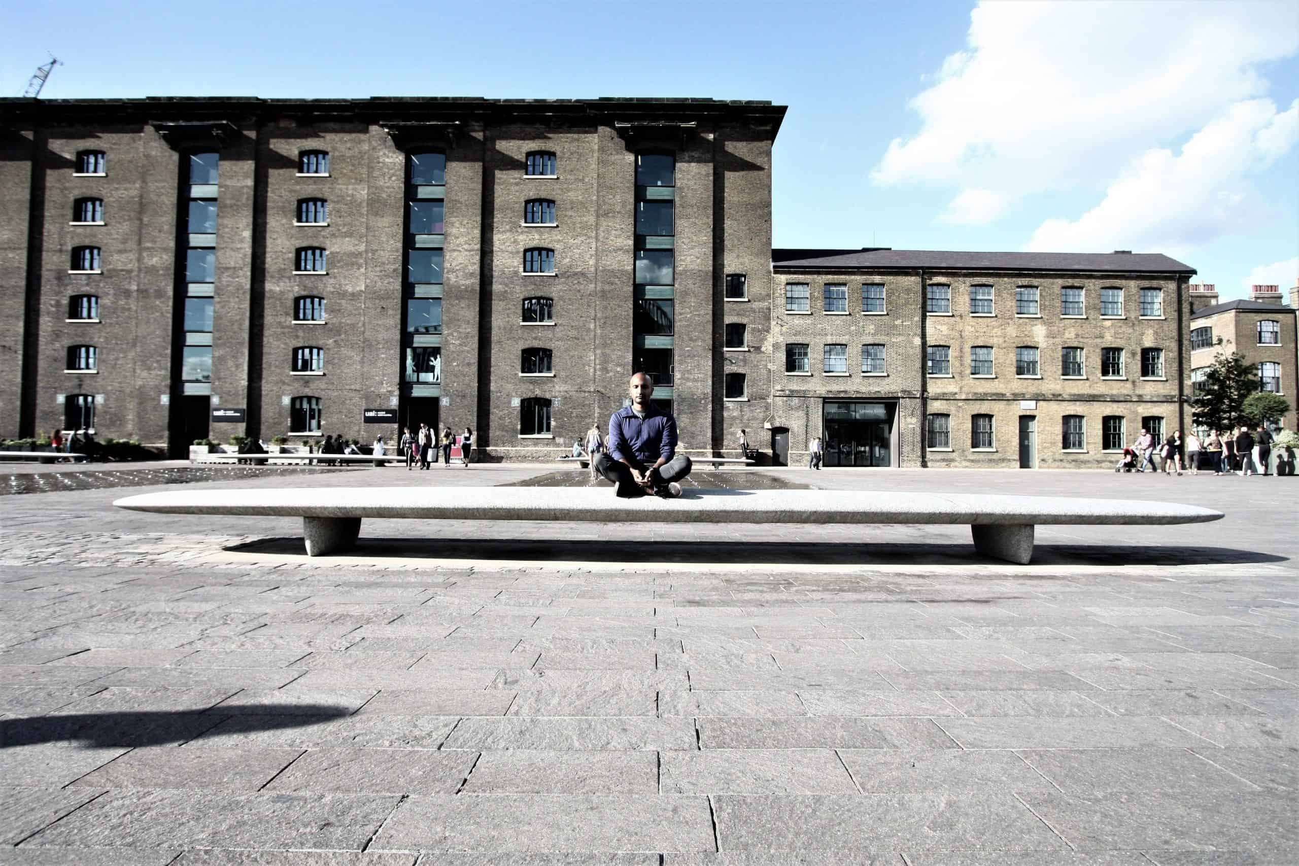 Niraj Granary Square